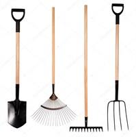 Лопаты, грабли