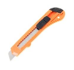 Нож 18мм выдвижное лезвие Sparta - фото 5145