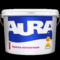Аура Ekonomy Краска для потолков  (2,5л) - фото 5298