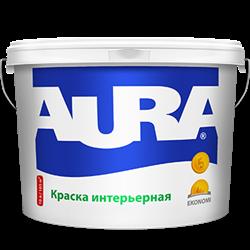Аура Ekonomy Краска для стен и потолков (5л) - фото 5303