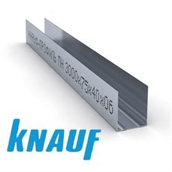Профиль UD 3м 28х27мм (0,6мм) Кнауф - фото 5399