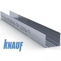 Профиль UW 3м 75мм  (0,6)  Кнауф - фото 5451