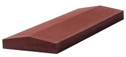 Парапет заборный 50х18см с пигментом (цветной) - фото 5530