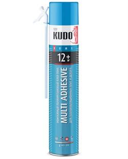 Клей-пена Kudo Home д/теплоизол.12+ 1000ml (Ручная) - фото 5637