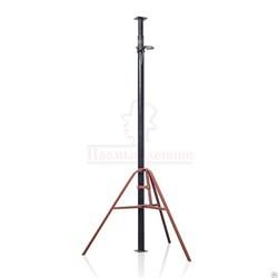 Телескопическая стойка-домкрат 4,5м - фото 5693