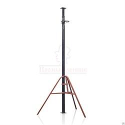 Телескопическая стойка-домкрат 4,9м - фото 5694