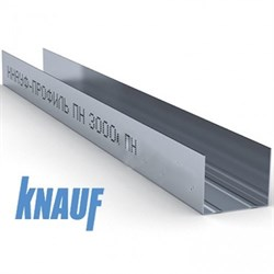 Профиль UW 3м 100мм (0,6)  Кнауф - фото 5758
