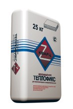 Клей для систем теплоизоляции Кварц Теплофикс (25кг) - фото 5799