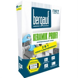 Бергауф керамик профи (25кг) - фото 5986