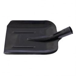 Лопата совковая, 230 х 280 мм, ребра жесткости - фото 6307