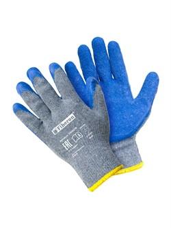 Перчатки полиэфирные c нитрильным покрытием маслобензостойкие  - фото 6311
