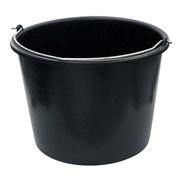 Ведро строительное круглое 12л Flexible резинопластик