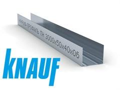 Профиль UW 3м 50мм  (0,6) Кнауф