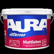 Аура Краска Mattlatex (4,5л)