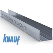 Профиль UW 3м 100мм (0,6)  Кнауф