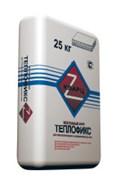 Клей для систем теплоизоляции Кварц Теплофикс (25кг)