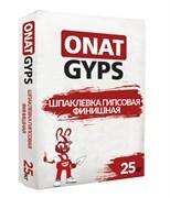 Онат Гипс финиш (25кг)